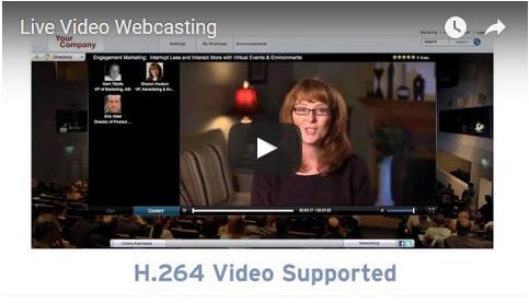 Live Video Webcast Service