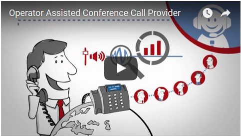 Operator Assisted Conferencing