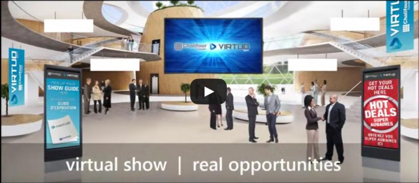 World's Largest Virtual Trade Show Runs on Communique Platform