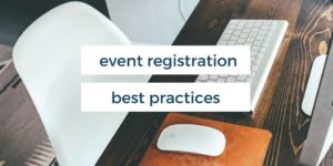 webinar registration best practices
