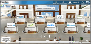 Virtual Benefits Fair Software Provider
