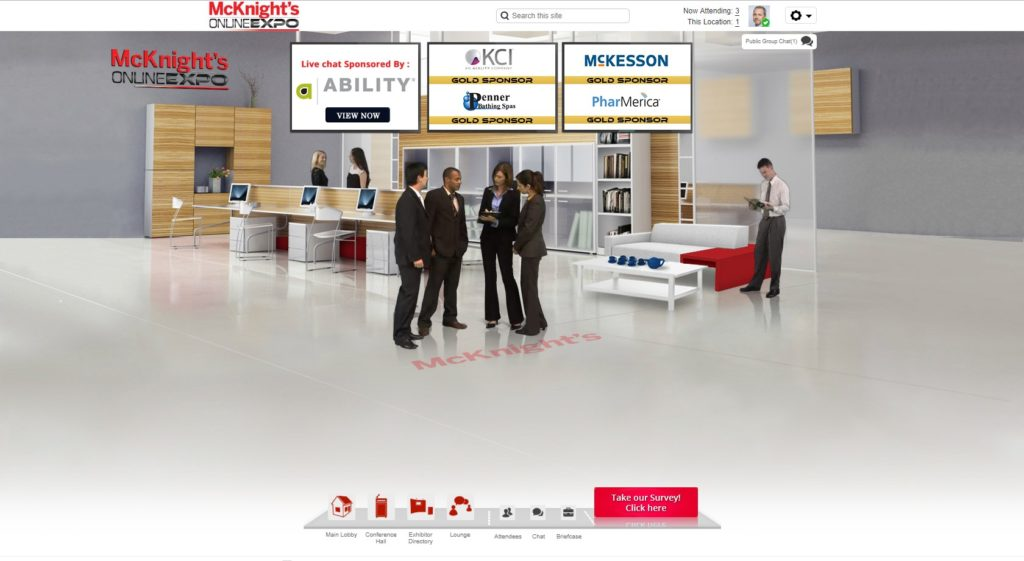 Virtual Trade Show Sponsorship Ideas