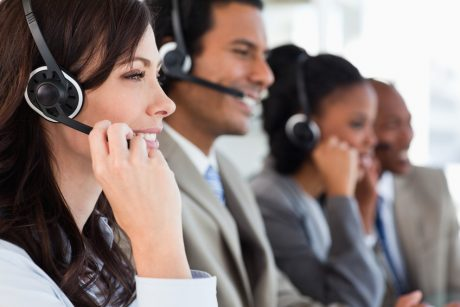 When you should use an operator assisted conference call service?